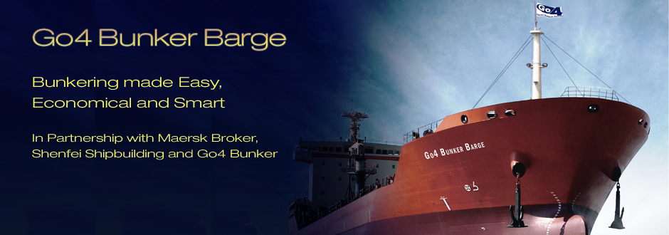 Highly efficient Bunker Barges - Purpose built